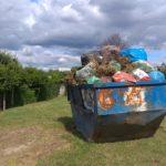 Wywóz odpadów zielonych wewronieckich Rodzinnych Ogrodach Działkowych