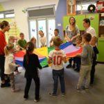 Warsztaty AIESEC wprzedszkolu Amica Kids