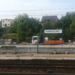 Stacja Wronki czyPamiątkowo?