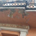 Niebezpieczny balkon naRynku – list Czytelnika