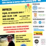 Bal Charytatywny – Leśna Gra dla Janka!
