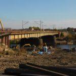 Wieści zbudowy remontu linii PKP [foto]