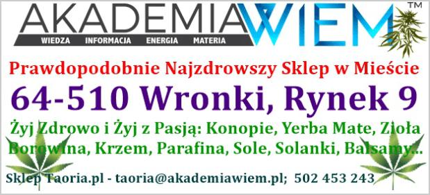 Akademia Wiem Wronki Rynek 9