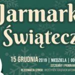 Już wniedzielę Jarmark Świąteczny weWronkach