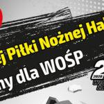 """Turniej Piłki Nożnej Halowej """"Gramy dla WOŚP 2020"""" – trwają zapisy"""