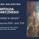 W niedzielę wernisaż wystawy Witolda Koniecznego