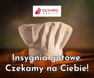 Oferta pracy w Hotelu Olympic - kucharz