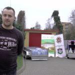 Bartek Hodrych podsumowuje dzień zbiórki dla szpitali [wideo]
