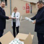 Samsung Electronics Poland Manufacturing sp. zo.o. wspiera szpitale