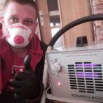 Pasja Czystości – mobilna myjnia zaproponowała pomoc wozonowaniu pojazdów ratowniczych