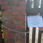 APEL Czytelnika wsprawie zmiany decyzji ozamknięciu cmentarzy