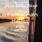 Houseboat Party naWarcie właśnie się rozpoczyna!