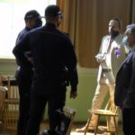 Policja nakomisji, CBA wBiezdrowie… [wideo]