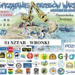 Stowarzyszenie Miłośników Zakola Warty weWronkach będzie sprzątało brzegi rzeki. Dołączycie?