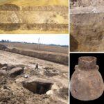 Kolejne odkrycia archeologiczne natrasie budowy wronieckiej obwodnicy