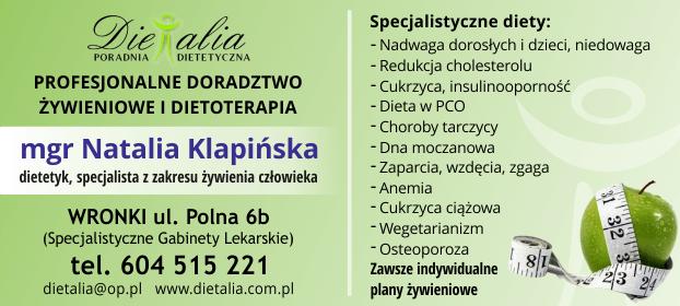Dietetyk Wronki