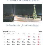 Kalendarz autorski Sebastiana Jankowskiego