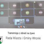 """Sesja Nadzwyczajna – nagrana przezredakcję """"Wronieckiego Bazaru"""" [wideo]"""
