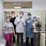 W Szamotułach szczepienia przeciwko COVID ruszyły pełną parą