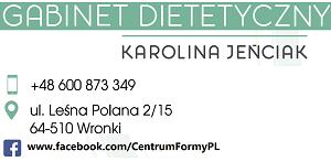 gabinet dietetyczny Wronki