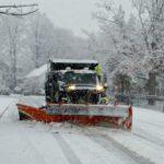Zimowe utrzymanie dróg ichodników wGminie Wronki
