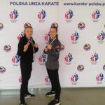 Brązowy medal Agnieszki Smolarek wMiędzynarodowym Turnieju Karate