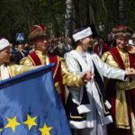 Uroczyste otwarcie Ronda Europa – 17 lat temu [foto]