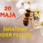 20 maja – Światowy Dzień Pszczół