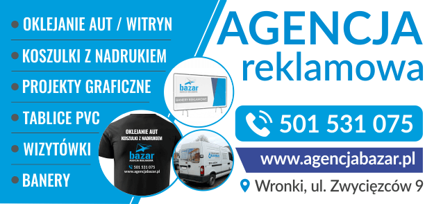 Agencja Reklamowa Wronki