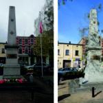 Pytania doprezesa PK wsprawie mycia pomników przed3 maja 2021 roku