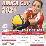 Amica Cup 2021, czyli siatkówka żeńska nanajwyższym poziomie